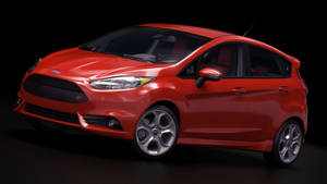 2014 Ford Fiesta ST by Splicer436