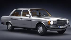Mercedes-Benz 230E W123 Youngtimer
