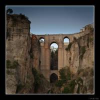 Tajo de Ronda - Malaga by ufinderip