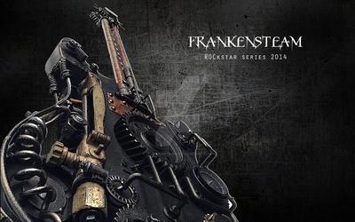 FRANKENSTEAM by ironheartram
