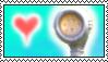 I Love The Voice Trumpets Stamp. Only for VT fans! by SebbisTurret
