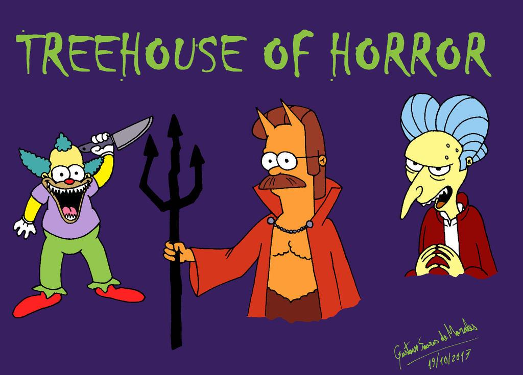 Treehouse Of Horror VI Images   FemaleCelebrity
