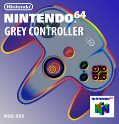 English Recreation of Japanese N64 Controller Box by BadenNorthey