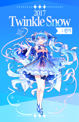 snowmiku by curry8party