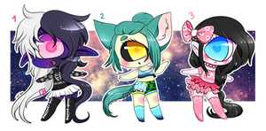 Cyclops Adopts- CLOSED
