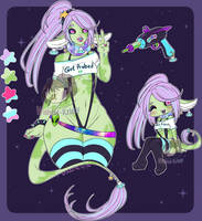 Lockette Adopt: Alien Moo- CLOSED by Wishful-Krissy