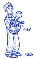 Tibby, Oh Tibby by Sheana