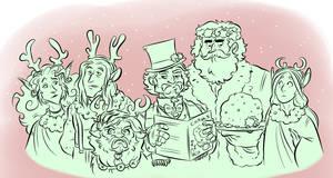 An Upwardly Christmas 2011