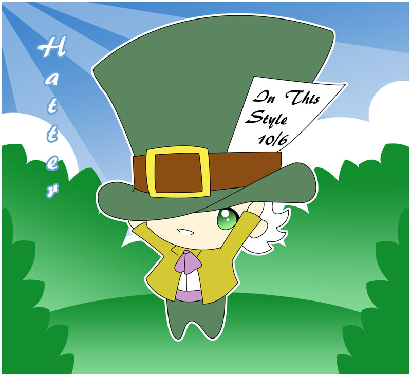 .:Hatter:. by PhantomCarnival