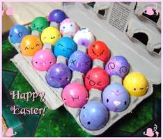 .:Happy Easter:. by PhantomCarnival
