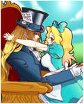 .:Hatter and Alice:.