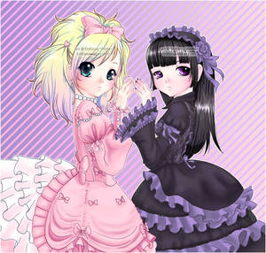 .:Sweet and Gothic Lolita:.