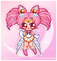 .:Super Sailor Mini Moon:. by PhantomCarnival