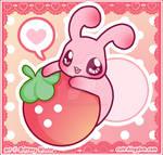 .:CottonCandy n Strawberries:.