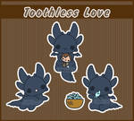 .:Toothless Love:.