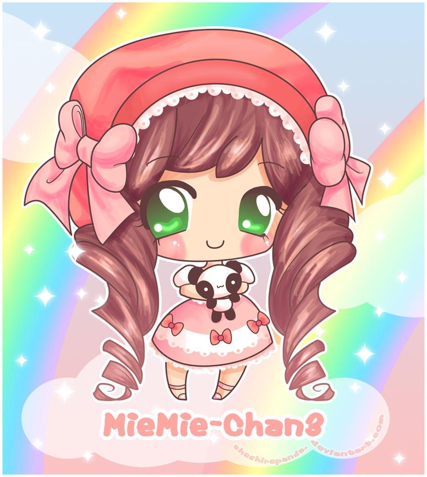 .:MieMie-Chan3:. by PhantomCarnival