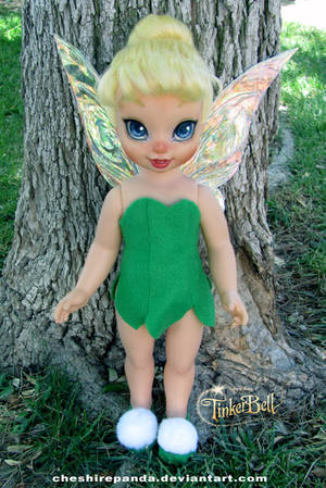 .:Tinkerbell Doll:.