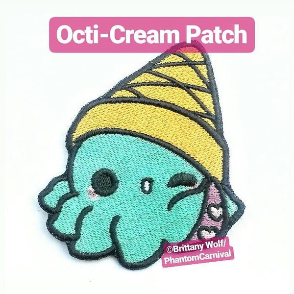 .: Octi-Cream Patch! :.