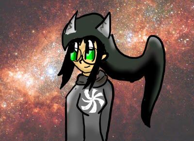 Jade Harley God Tier by xXZero0Xx