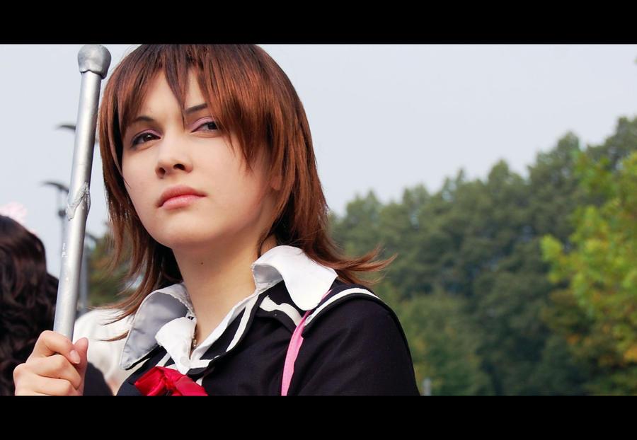 VK Cosplay: Yuuki Cross by GilbertsBeer