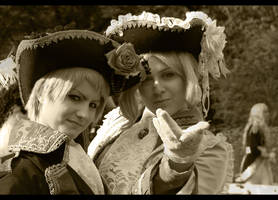 Connichi 2011: Prussia France by GilbertsBeer