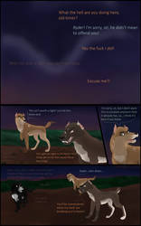 Unbound: Page 1 by LilacLycaon