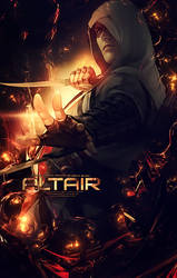 Altair Ibn La-Ahad [signature] by misyzherself