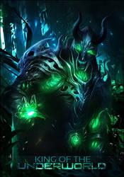 King of the Underworld [signature] by misyzherself