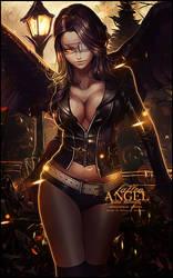 Fallen Angel [signature] by misyzherself