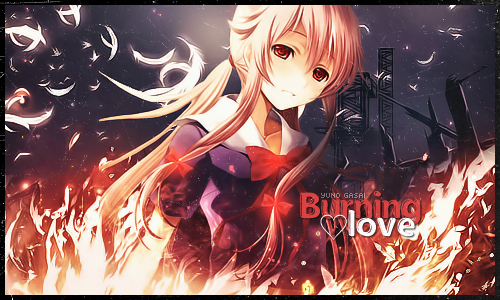 Burning Love [signature] by misyzherself