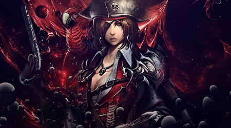 Pirate Queen [signature] by misyzherself