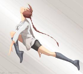 Fusako anime girl