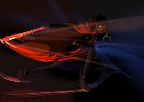A Blade Master