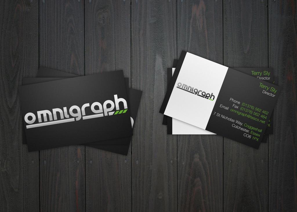 Omnigraph Business Cards - v.1