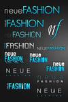 neueFASHION Logotypes