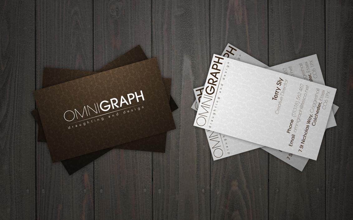 Omnigraph Business Cards 2.0 by big-dan-designs on DeviantArt