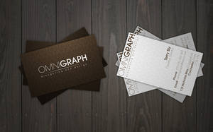 Omnigraph Business Cards 2.0 by big-dan-designs
