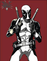 Deadpool by villithorne