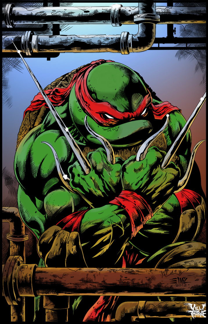 [Image: tmnt_raphael__colors__by_villithorne-d5i24dv.png]