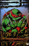 TMNT Raphael (Colors)