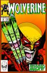 Wolverine VS Hulk (Colors)