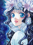 Night princess Collaboration by MIAOWx3