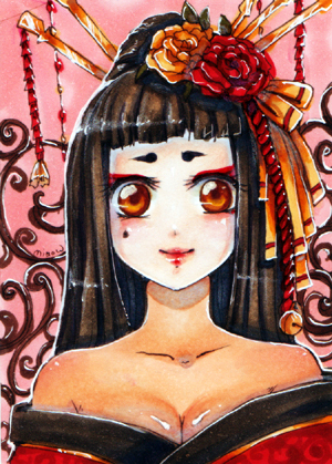 aceo184 by MIAOWx3