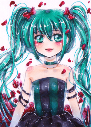 aceo no.191 by MIAOWx3