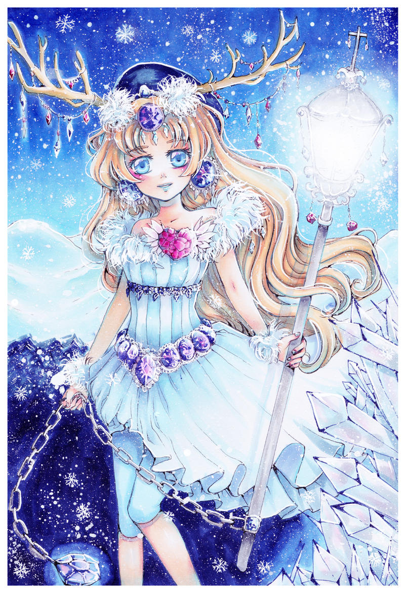 calender ,january by MIAOWx3