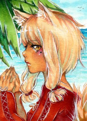 aceo cleo by MIAOWx3