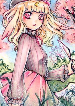 aceo  tapi by MIAOWx3