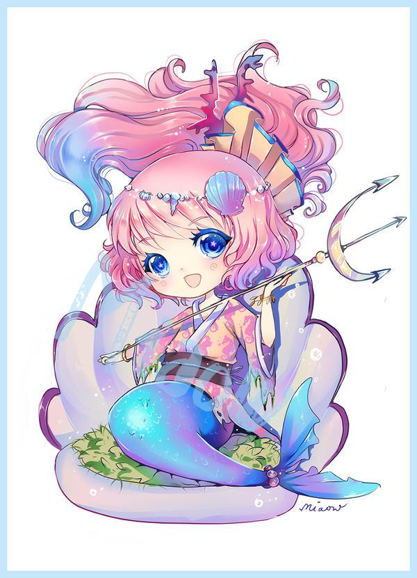 YUKO chibi by MIAOWx3