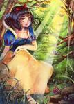 aceo snow white