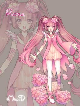 sheet rosa